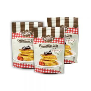 Pancake Mix pacco da 3