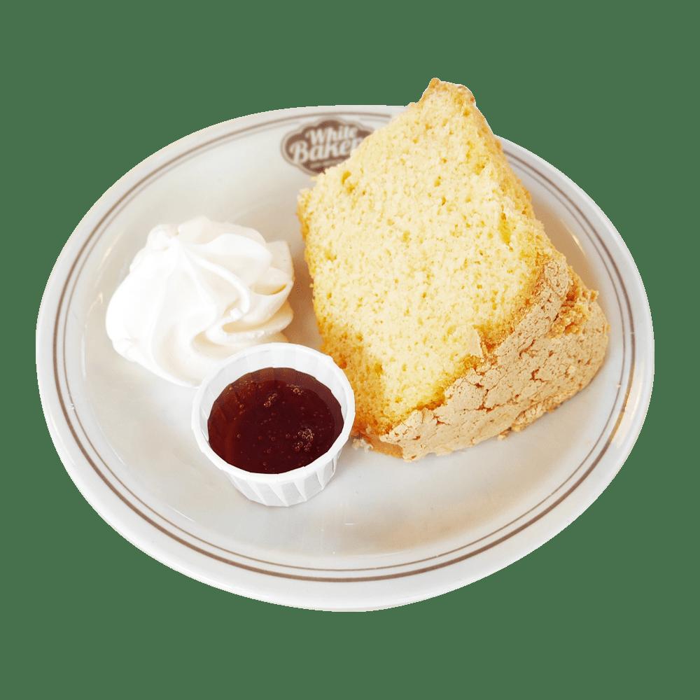 Angel Cake Plain